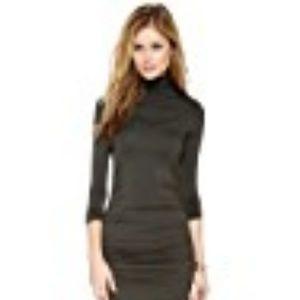 Rachel Pally Turtle Neck Midi Dress